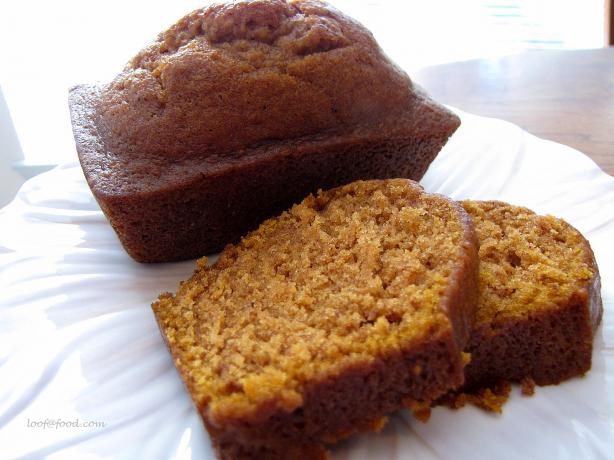 Downeast Maine Pumpkin Bread Recipe - Food.com