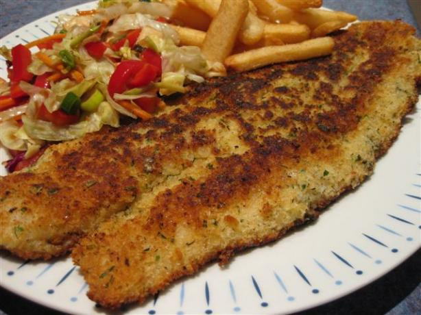 Yummy and easy crumbed fish recipe for Easy fish recipes