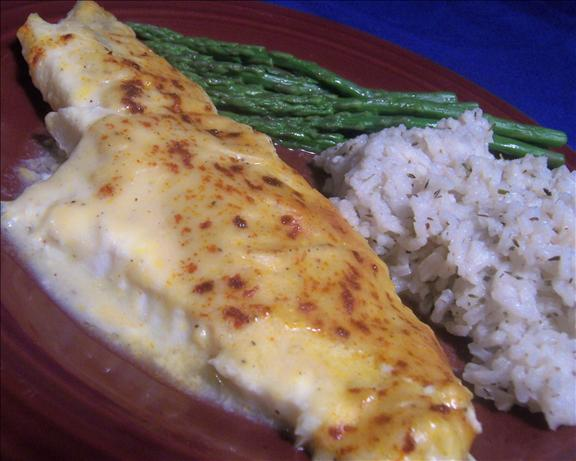 Midwest Baked Haddock. Photo by *Parsley*