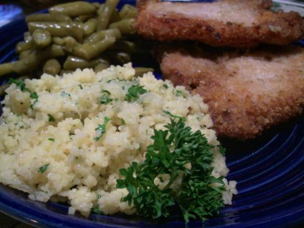 savoury couscous recipe