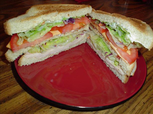 ... club sandwich triple pork club sandwich recipes dishmaps triple pork
