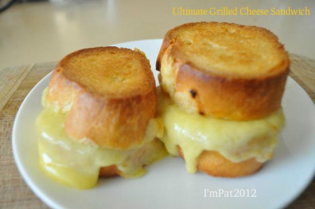 Ultimate Grilled Cheese Sandwich Recipe - Cheese.Food.com