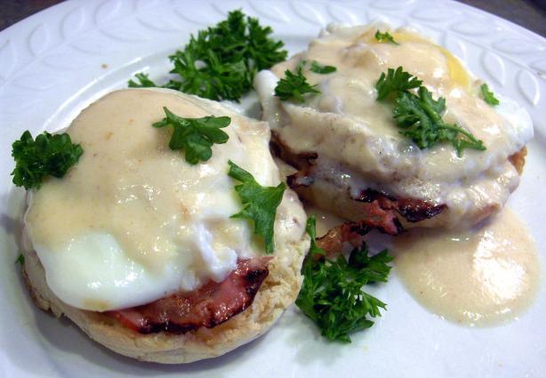 Ceptionally Healthy Eggs Benedict Recipe - Food.com