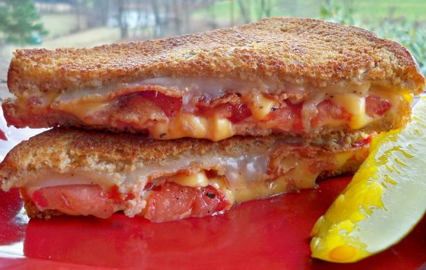 ... tomato sandwiches crab peppered bacon and tomato sandwiches recipes