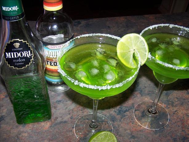 Fresh Cantaloupe Margaritas Recipes — Dishmaps