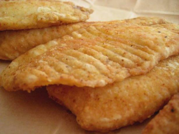 deep fried tilapia fish recipe