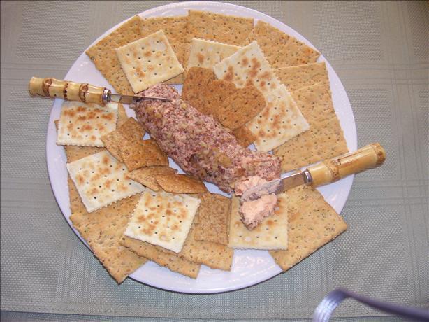 Creamy Cheese Log Recipe - Food.com