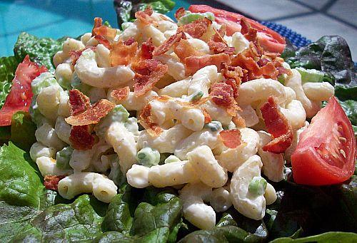 BLT Pasta Salad. Photo by diner524