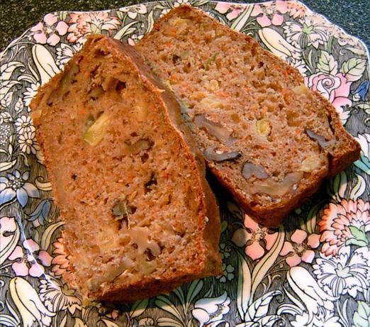 Pineapple Zucchini Bread. Photo by Mikekey