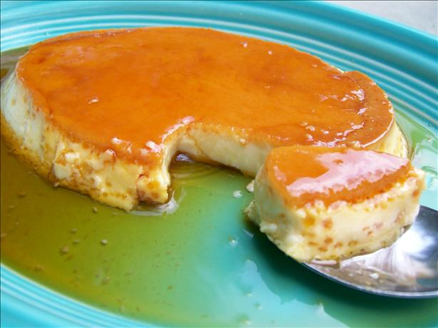 Basic Spanish Flan. Photo by Sharon123
