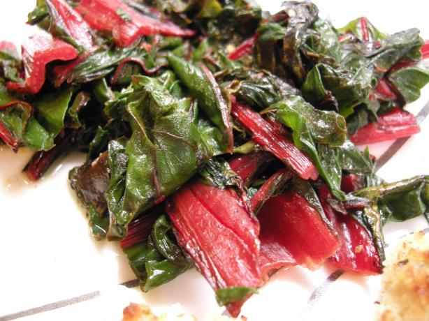 Sauteed Swiss Chard Dont Be Afraid!!!) Recipe - Food.com