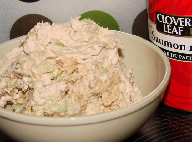 Canned salmon salad sandwiches recipe for Canned fish recipes