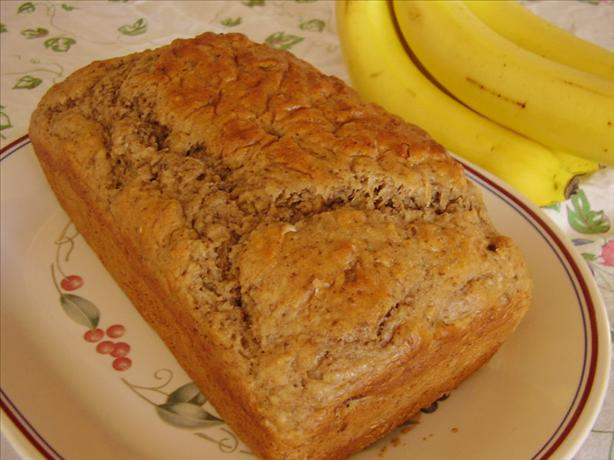 Low Fat Bananna Bread 120