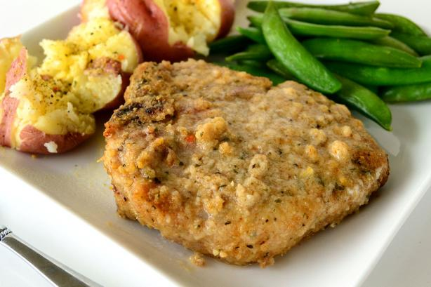 Oven Fried Pork Chops. Photo by Marg (CaymanDesigns)