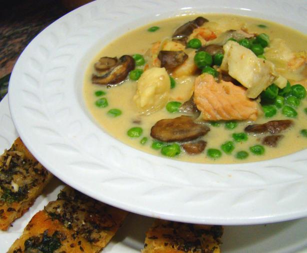 Curried Seafood Chowder Recipe - Food.com