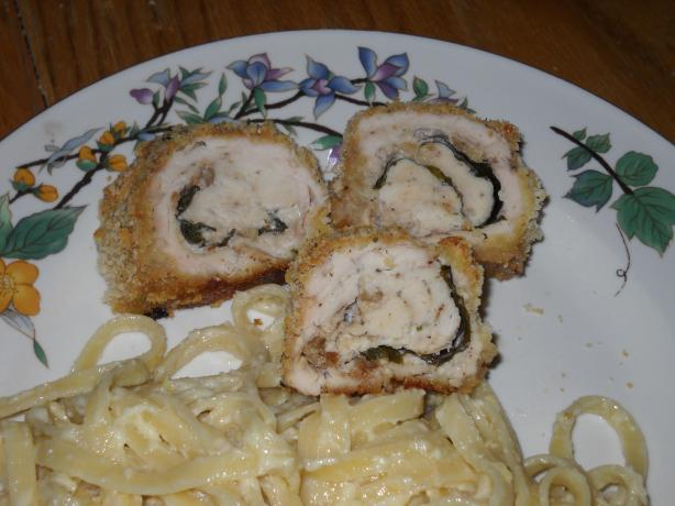 Stuffed Herbed Chicken With Boursin Cheese. Photo by Midwest Maven