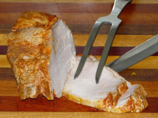 Pan-Roasted Pork Chops. Photo by morleah's mom