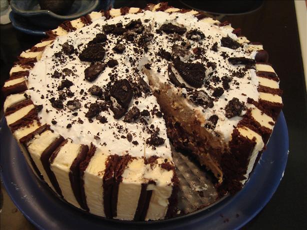 Cake Ice Cream Recipe : Layered Ice Cream Cake Recipe - Food.com