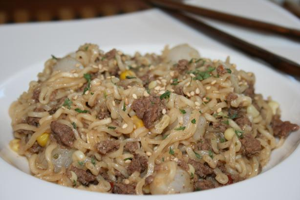 how to make easy beef and noodles