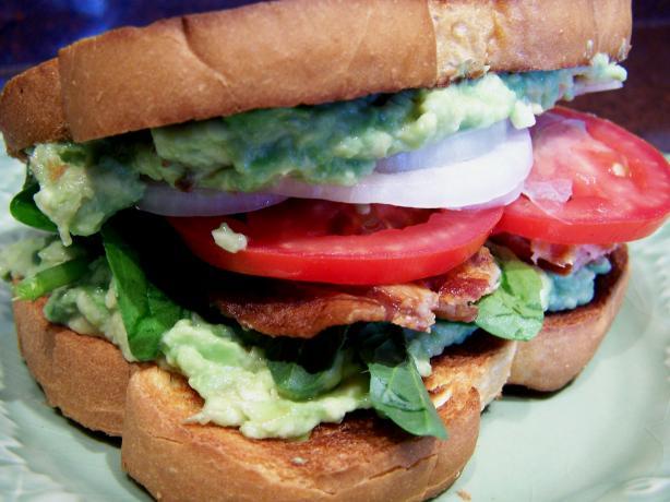 BLT With Avocado Spread Recipe - Food.com
