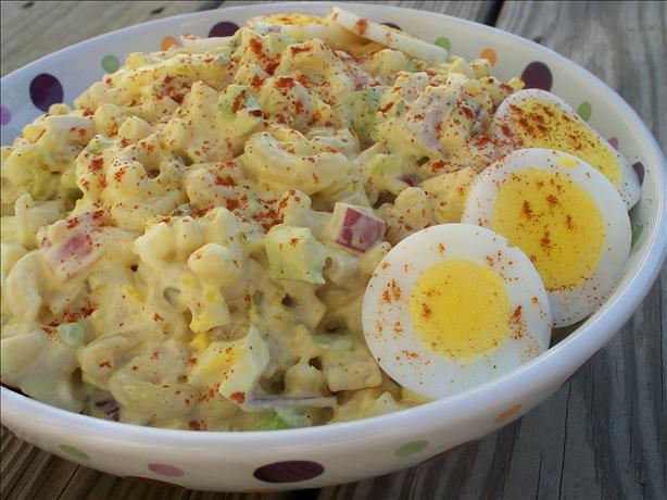 Tuna Macaroni Salad. Photo by *Parsley*