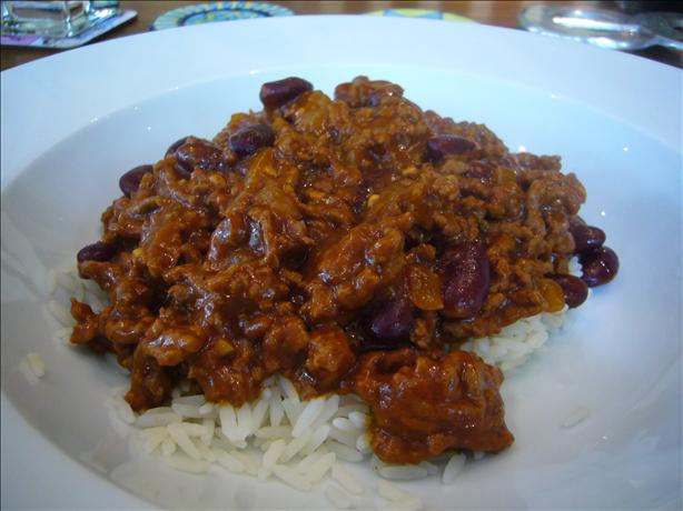 So Simple Chili Con Carne. Photo by Perfect Pixie