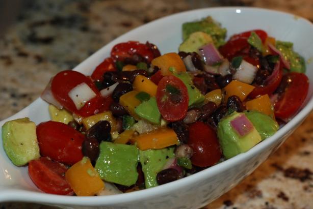 Guacamole Salad Recipes Dishmaps