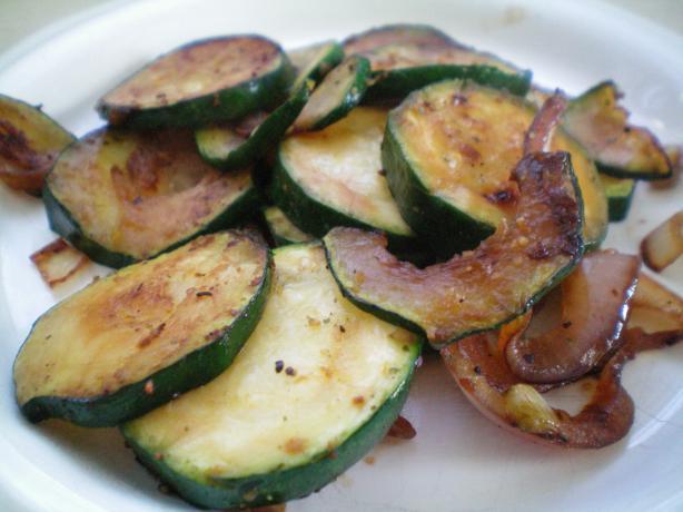 Sauteed Zucchini Recipe - Food.com