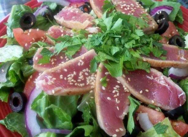 Fresh Tuna Salad. Photo by *Parsley*