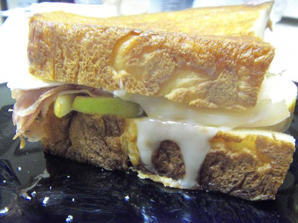 Cash Stores Grilled Ham, Brie And Pear Sandwich Recipe - Food.com