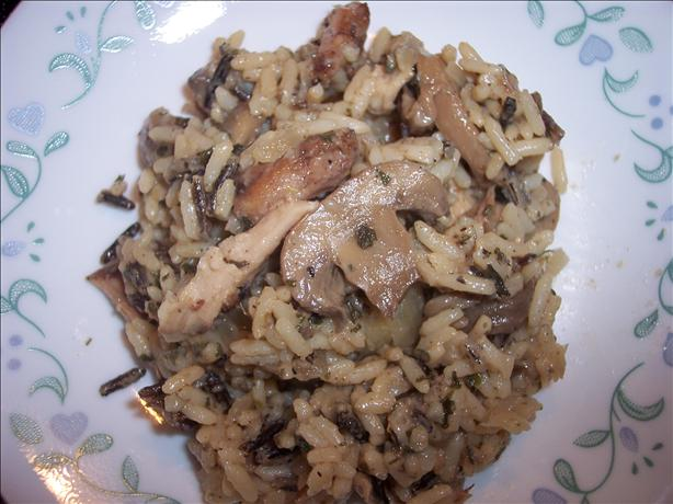 Simple and Delicious Chicken and Rice Casserole. Photo by AMDmtmom