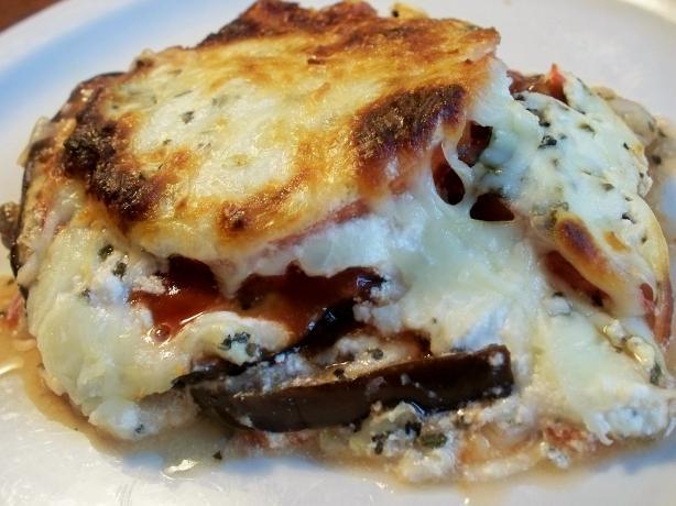 Cheesy Italian Eggplant Delight. Photo by *Parsley*