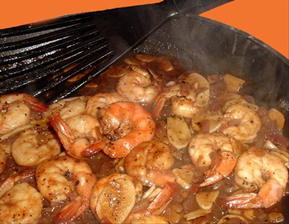 Spicy Garlic And Lemon Crusted Shrimp Recipe - Food.com