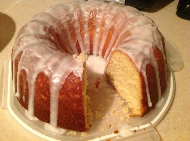 Best Lemon Bundt Cake From Mix