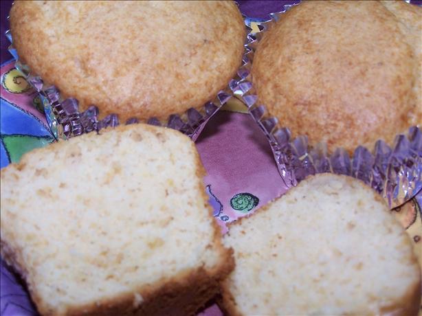 Big, Beautiful, Orange Muffins. Photo by Sherrybeth