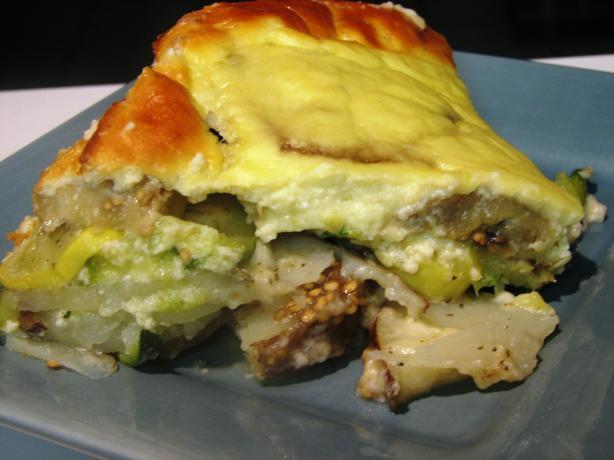 Vegetable Moussaka Recipe - Food.com