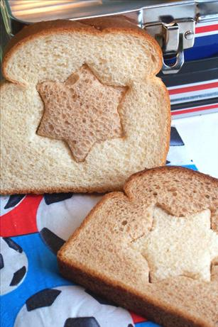 Two-Toned Surprise Box Lunch Sandwiches