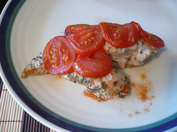 Chicken With Garlic, Basil And Parsley Recipe - Food.com