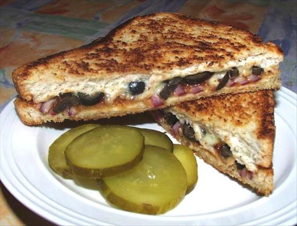 Gourmet Grilled Cheese Sandwiches Recipe - Cheese.Food.com
