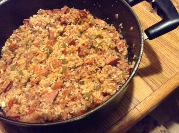 Smoked Sausage Jambalaya Recipe - Southern.Food.com