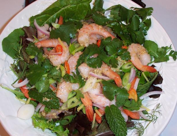 Thai Shrimp Salad Recipes — Dishmaps