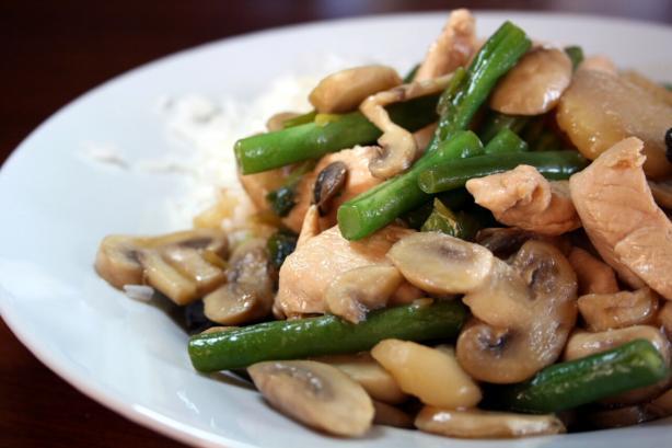Moo Goo Gai Pan Recipe - Chinese.Food.com