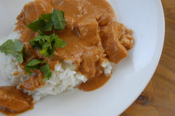 Chicken Tikka Masala. Photo by run for your life