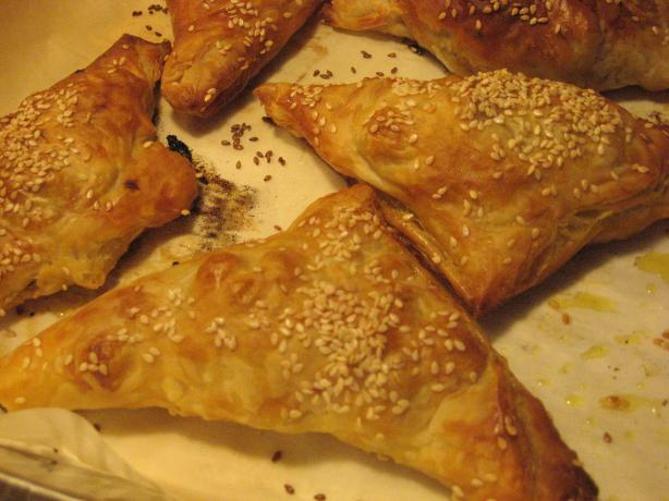 Spicy Beef Samosas. Photo by scancan