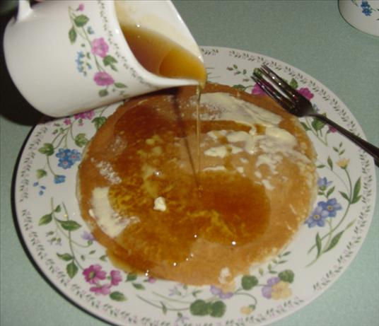 Http Www Food Com Recipe Basic Pancake Syrup