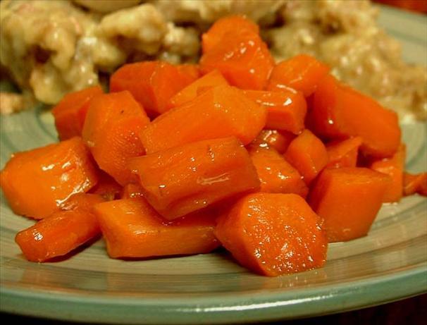 Gingery Glazed Carrots Recipes — Dishmaps