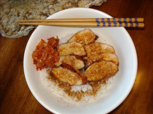Korean BBQ Chicken Marinade. Photo by Mika G.