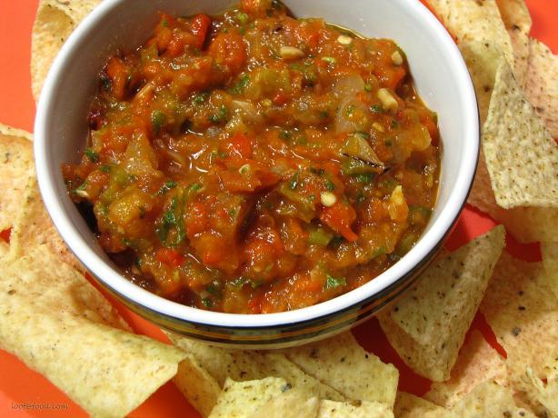 Roasted Tomato Salsa Recipe - Food.com