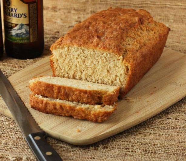 Tastefully Simple Copycat Beer Bread. Photo by Simply Fresh Cooking