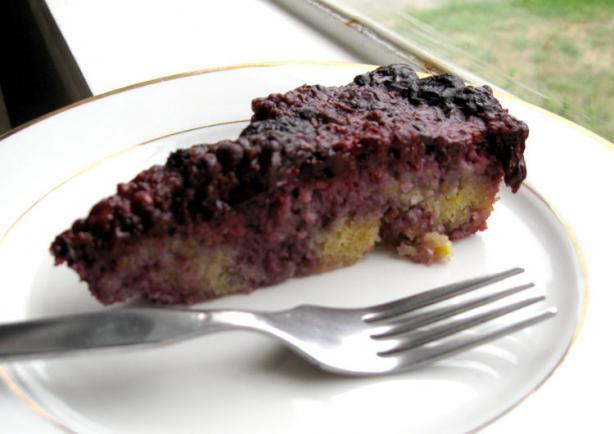 Flourless Lemon-Almond Cake. Photo by butterscotchgirl